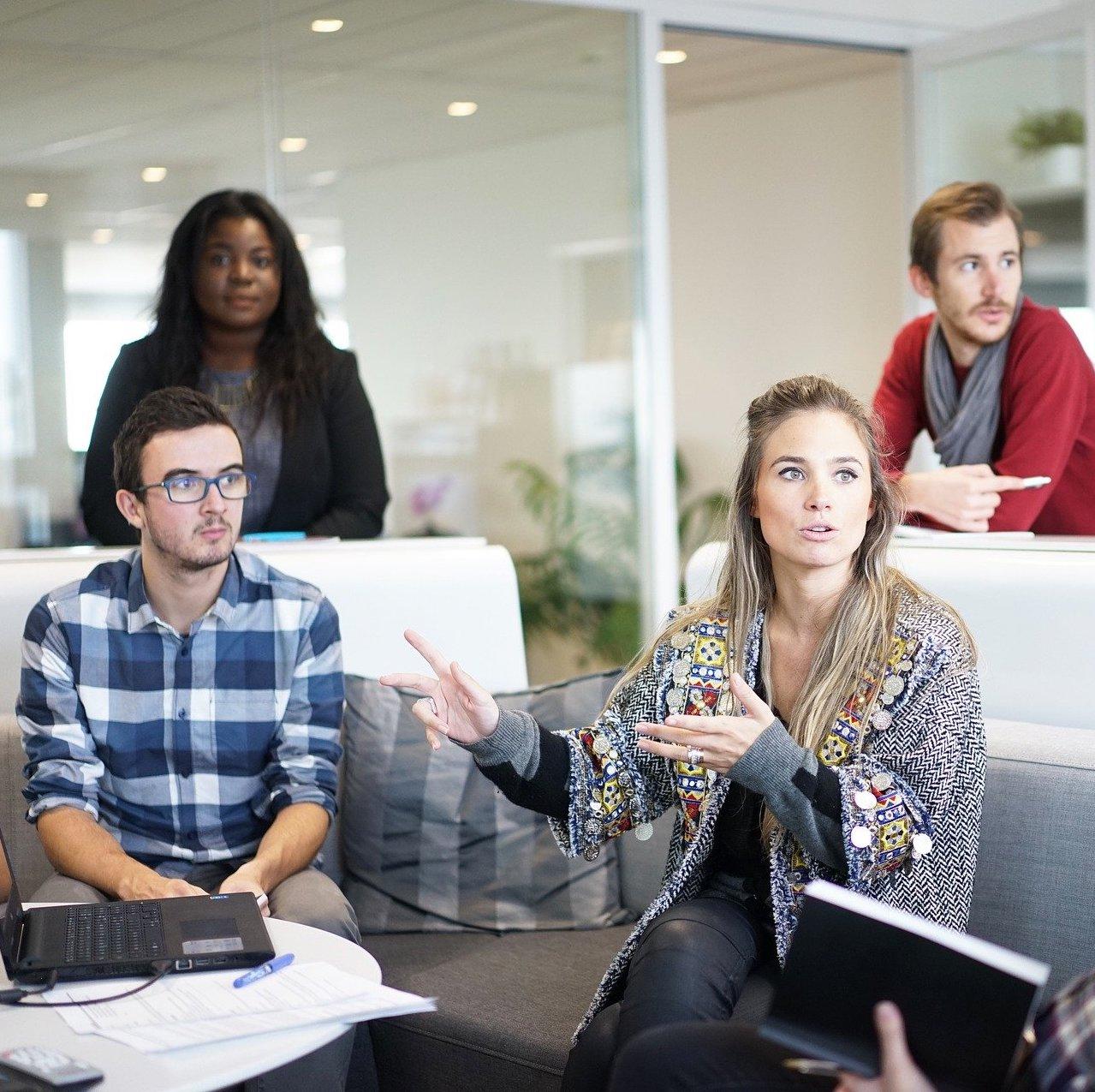 Kennissessie voor organisaties Millennial Coach